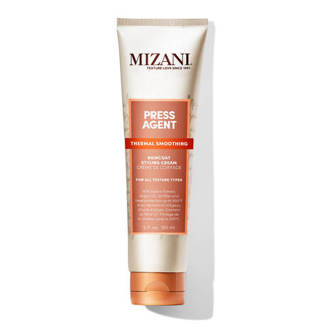 Press Agent Thermal Smoothing Raincoat Styling Cream